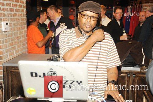 DJ Jazzy Jeff  DJ Jazzy Jeff attends...