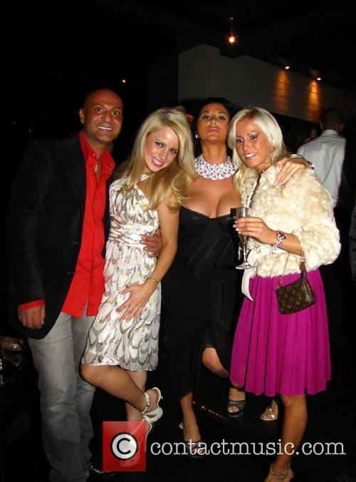 Jaimie Hilfiger and guests My House hosts a...