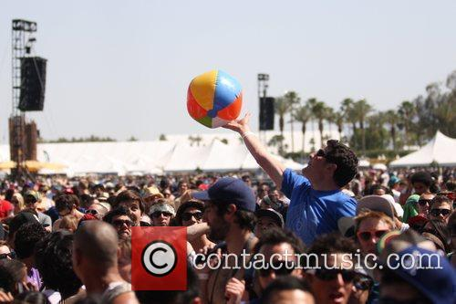 Coachella Music Festival - Performances - Day 1
