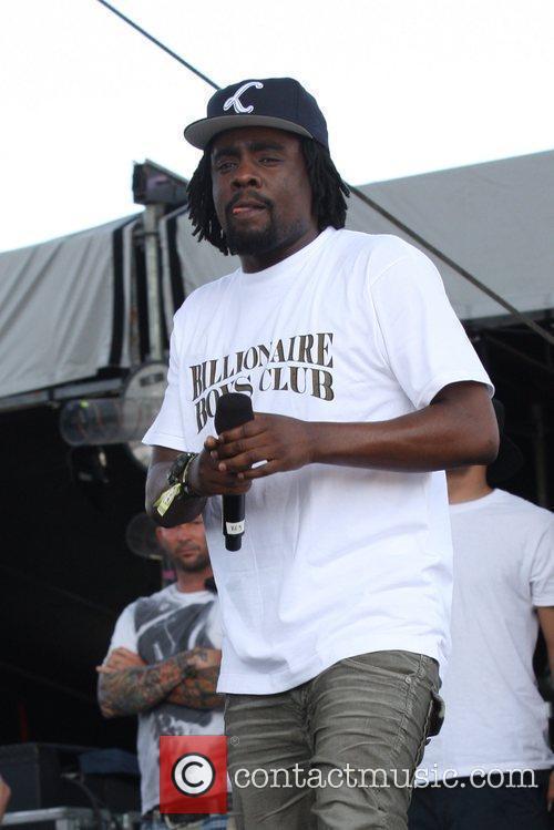 Wale Coachella Music Festival - Performances - Day...