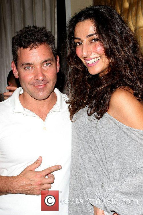 Mike Petolino and Necar Zadegan Doctrine Clothing and...