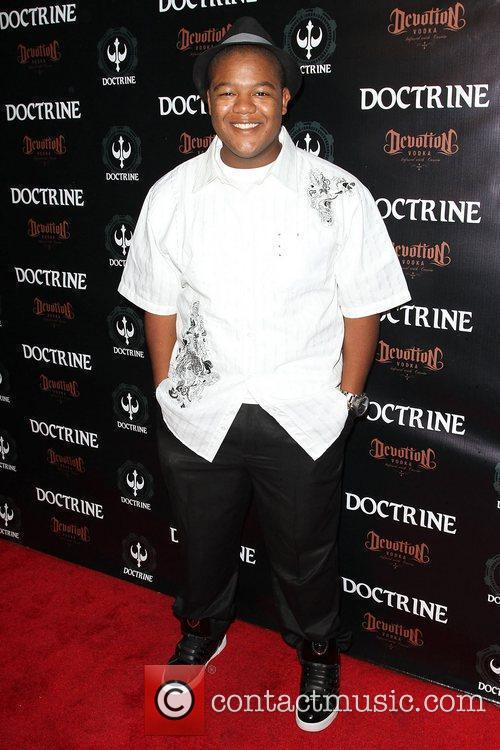 Kyle Massey Doctrine Clothing and Devotion Vodka launch...