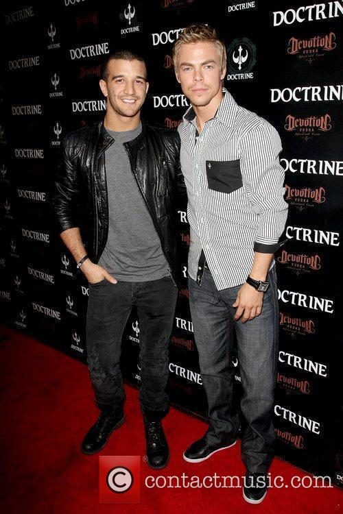 Mark Ballas and Derek Hough Doctrine Clothing and...