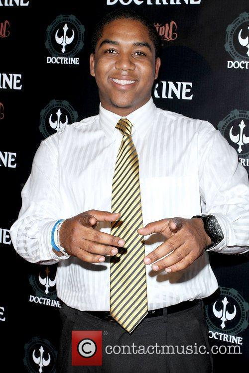 Christopher Massey Doctrine Clothing and Devotion Vodka launch...