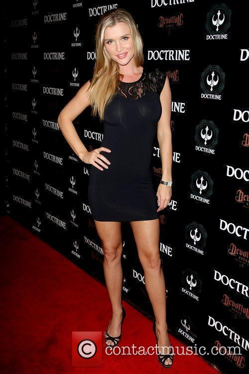 Joanna Krupa Doctrine Clothing and Devotion Vodka launch...