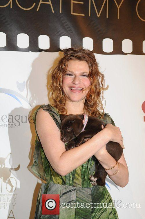 Sandra Bernhard and Wall Street 9