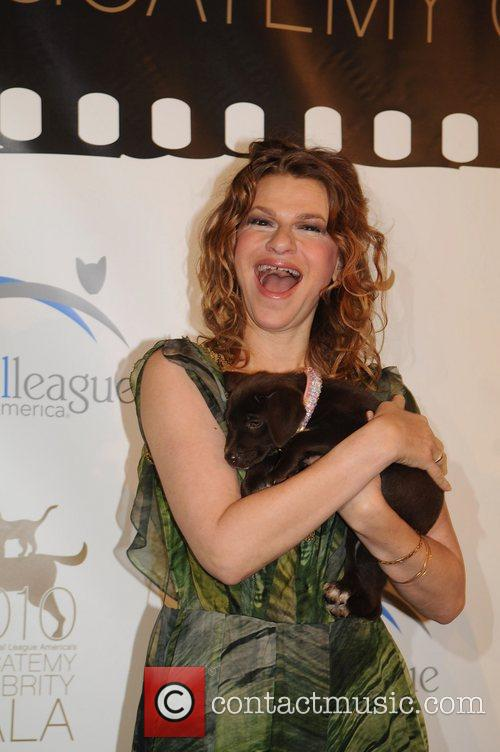 Sandra Bernhard and Wall Street 4
