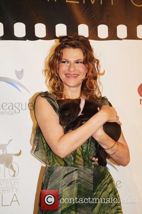 Sandra Bernhard and Wall Street 6