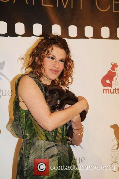 Sandra Bernhard and Wall Street 7