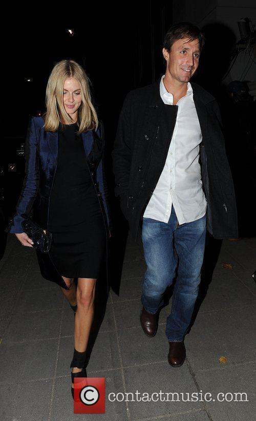 Donna Air and a friend out and about...