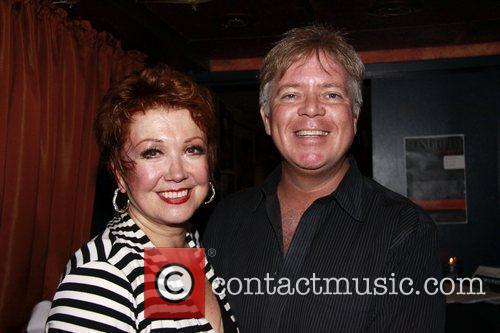 Donna McKechnie and Miles Phillips The New York...
