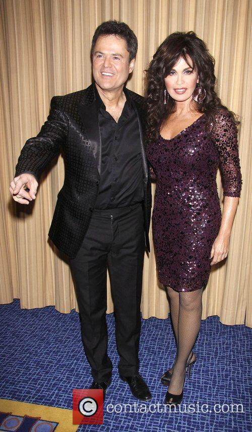 Donny Osmond and Marie Osmond 9
