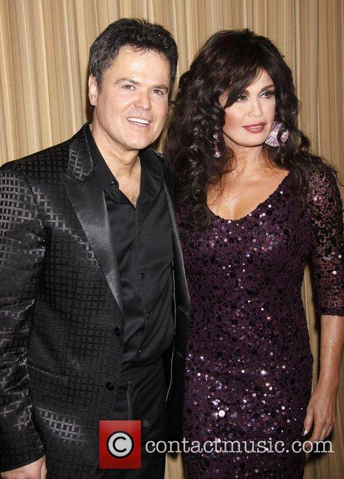 Donny Osmond and Marie Osmond 8