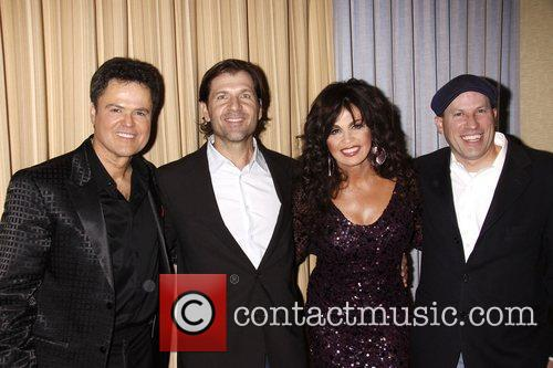 Donny Osmond, Jon B and Marie Osmond 2