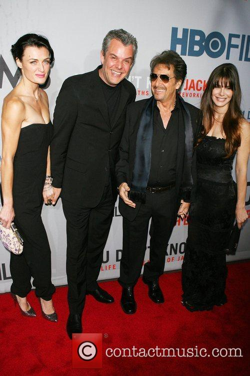 Danny Huston, Al Pacino and Hbo 5