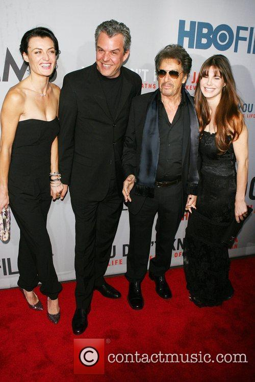 Danny Huston, Al Pacino and Hbo 6