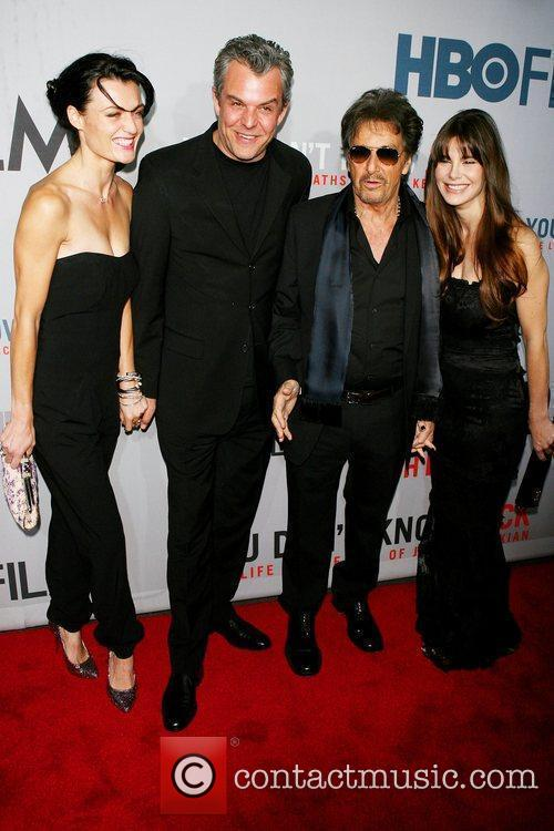Danny Huston, Al Pacino and Hbo 3