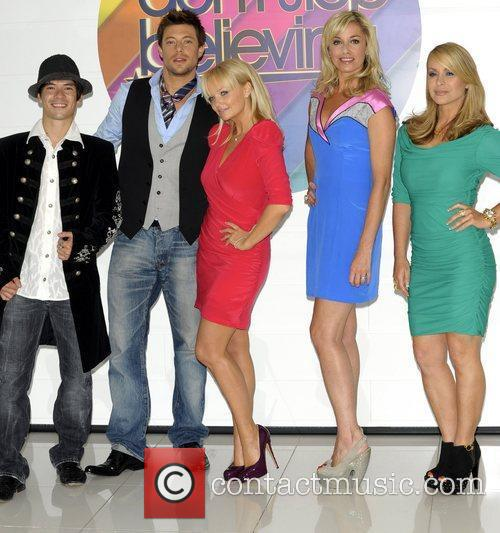 Chucky Kaplow, Duncan James, Photocall to promote the...