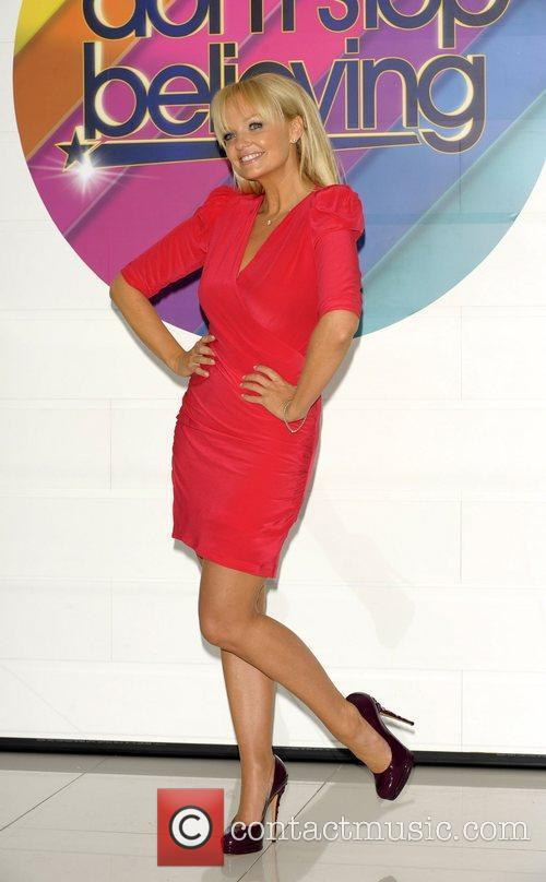 Emma Bunton. Photocall to promote the launch of...