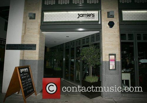 Jamie's Italian restaurant in Covent Garden