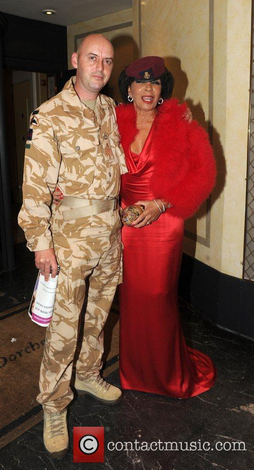 Shirley Bassey and Ben Ofoedu 1
