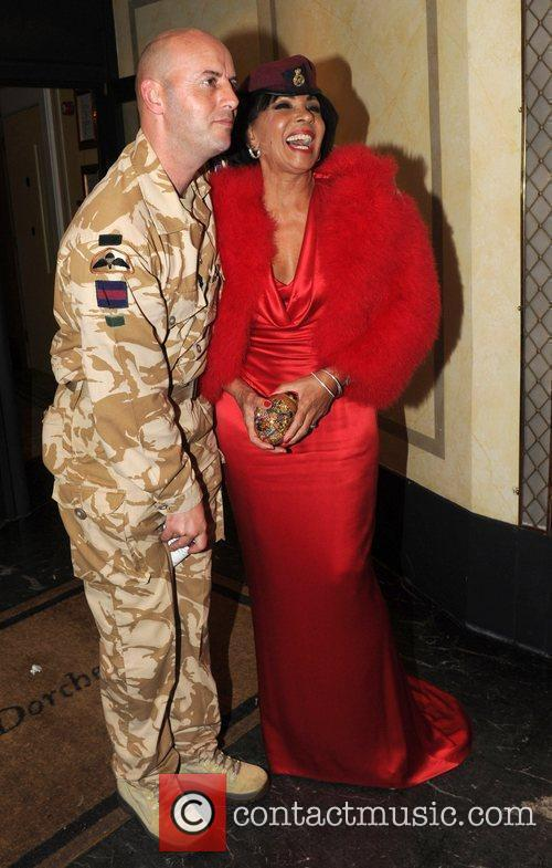 Shirley Bassey and Ben Ofoedu 3