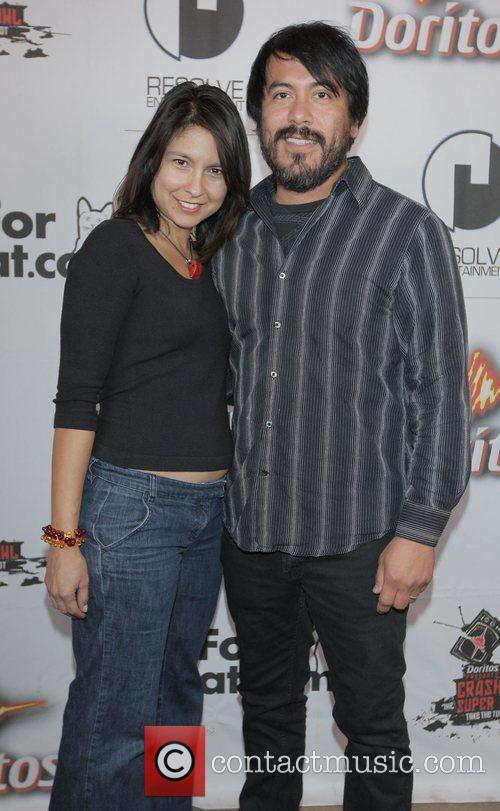 Belinda Puente and Jaime Puente  Doritos Crash...