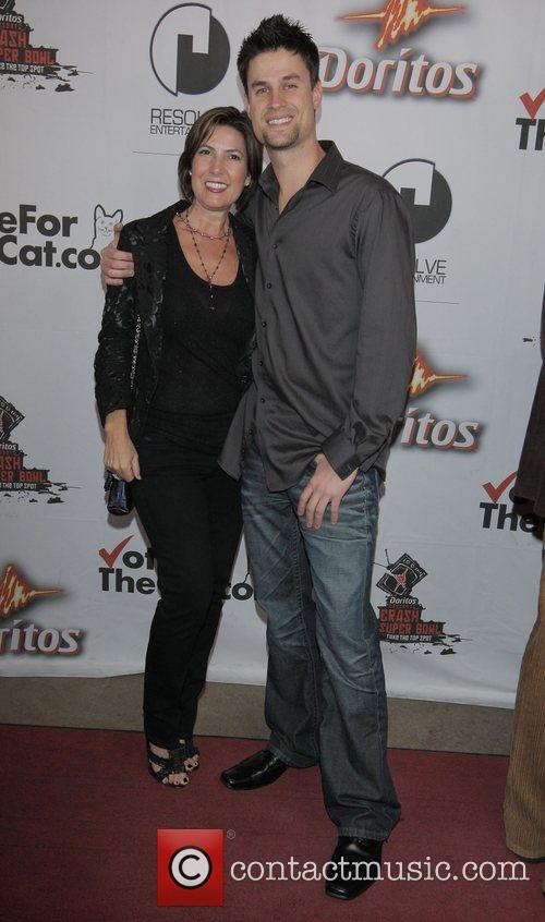 Brandon Lippard, Susan Silvesteri  Doritos Crash The...