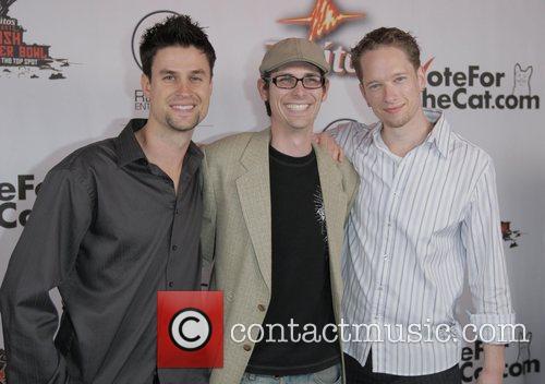 Brandon Lippard, Chris Roberts, Jeff Barch Doritos Crash...