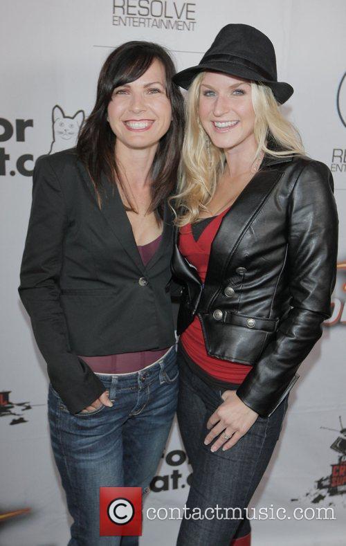 Carolyn Christian, Jenn Gotzon Doritos Crash The Superbowl...