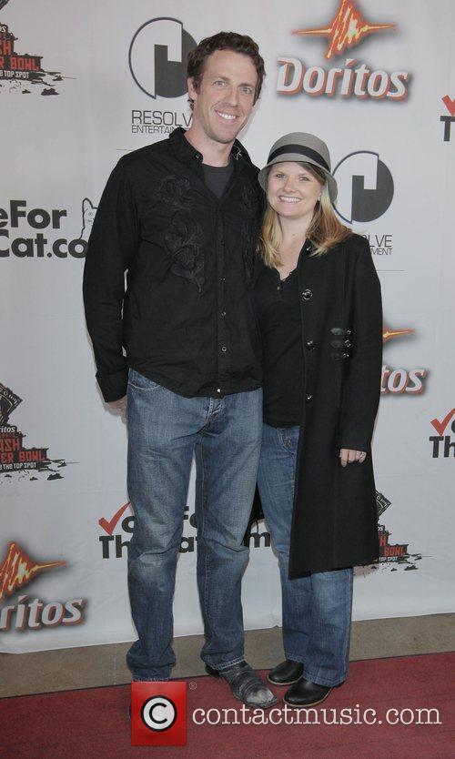 David Groom, Jenny Ellis Doritos Crash The Superbowl...
