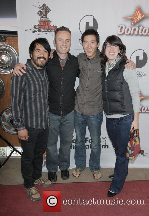 Jaime Puente, Kevin Willson, Stephan Yao, Sarah Sandberg...