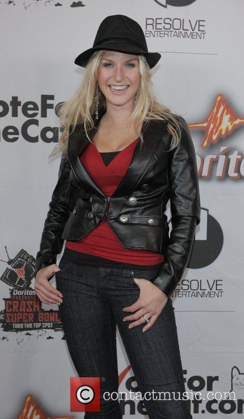 Jenn Gotzon Doritos Crash The Superbowl Commercial Screening...