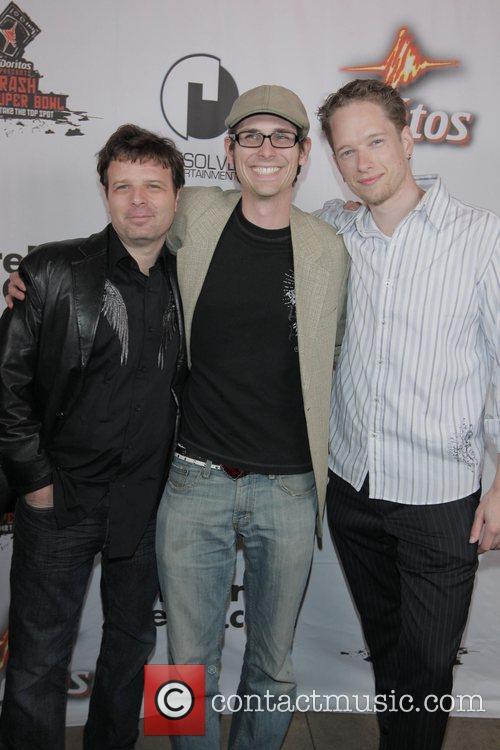 Mike Wech, Chris Roberts, Jeff Bartsch Doritos Crash...