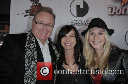 Stefan Grey, Carolyn Christian, Jenn Gotzon Doritos Crash...