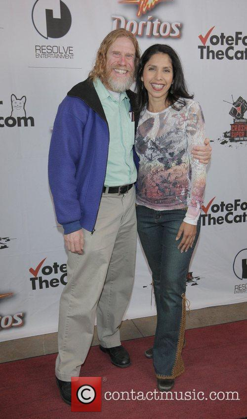 Susanna Velasquez and Richard Clarke Larsen Doritos Crash...