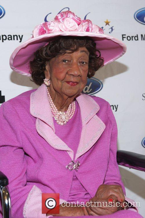 *file photo* Civil Rights icon Dr. Dorothy Height...