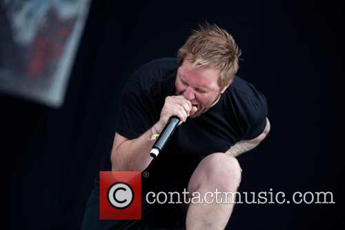 39 Crazyfists  At the Download Festival 2010,...