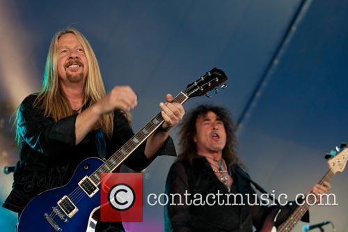 Yandt  At the Download Festival 2010, Leicester,...