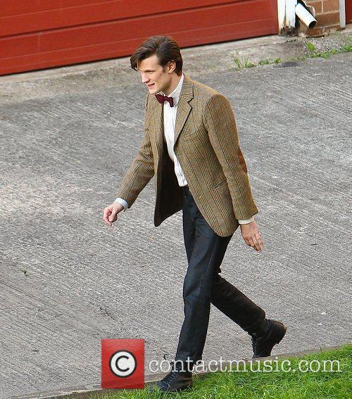 Matt Smith and Doctor Who 9