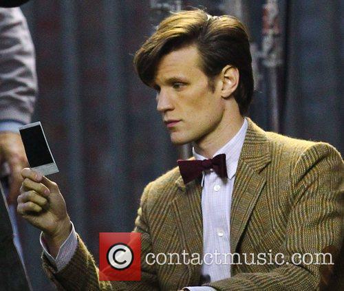Matt Smith and Doctor Who 11