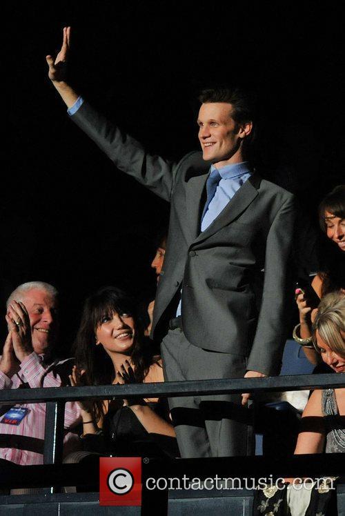 Matt Smith, Daisy Lowe and Doctor Who 3