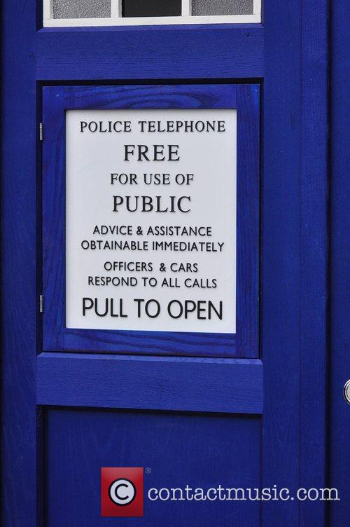 Photocall for the BBC series 'Doctor Who' at...