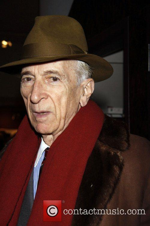 Gay Talese Opening night of the Off-Broadway production...