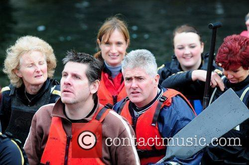 BBC Dragon Boat Race for Sport Relief at...