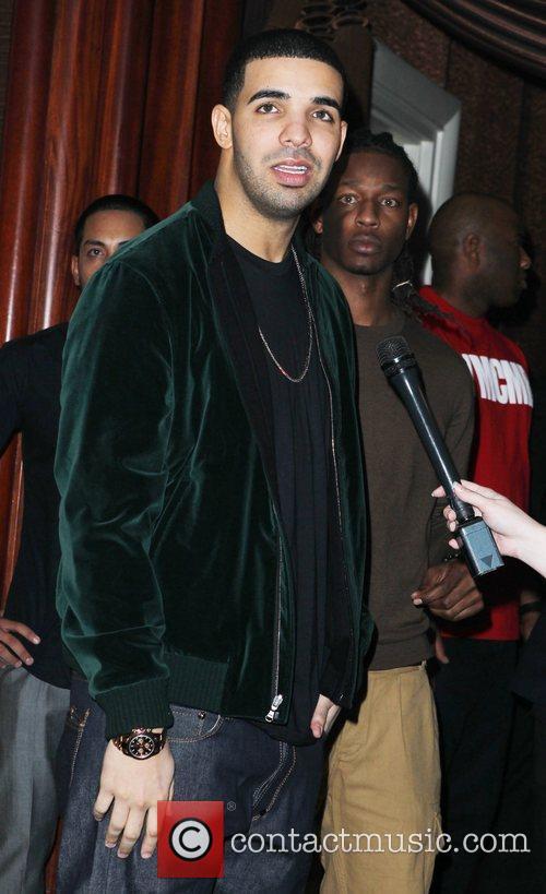 Drake and Las Vegas 6