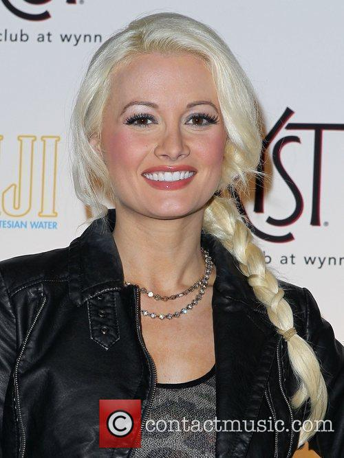 Holly Madison Drake After Party at Tryst Nightclub...