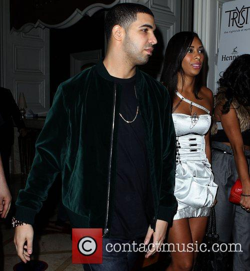 Drake and Guest Drake After Party at Tryst...