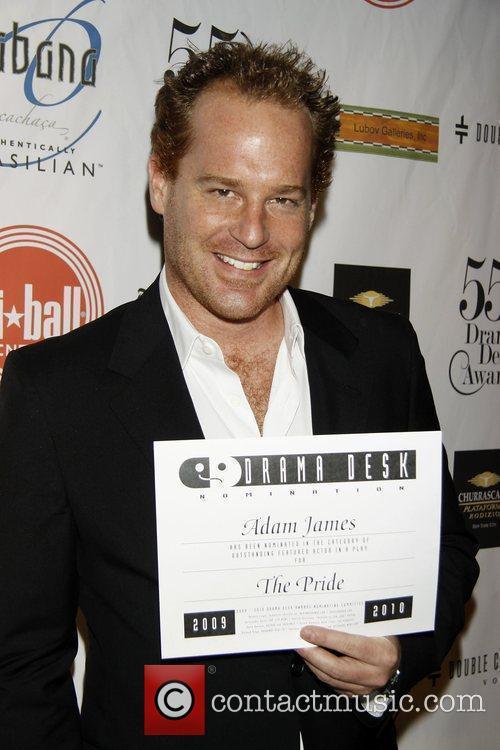 Adam James  The Official 2010 Drama Desk...