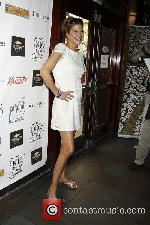 Kristen Johnston The Official 2010 Drama Desk Award...